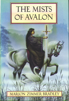 Who is the protagonist in The Mists of Avalon by Marion